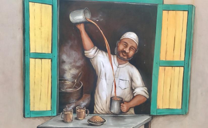 Abu Dhabi Brew: Café Culture in UAE's CapitalCity