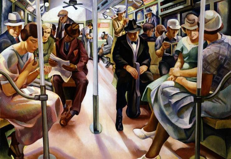 Metro People II