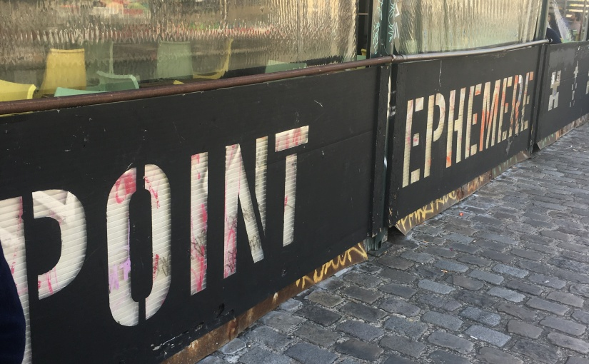 Point Ephémère and the Slum: How Paris Handles Her Refugees