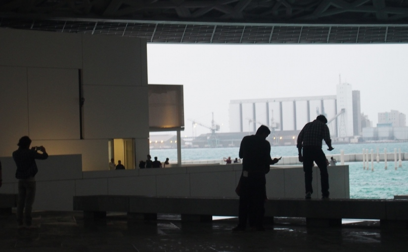 Louvre Abu Dhabi: Cultural Growth or PublicityStunt?