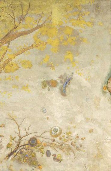 Branch of Yellow Flowers (1900-01),Odilon Redon.jpg