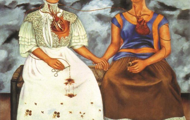 Frida Kahlo, Making Herself anExhibit