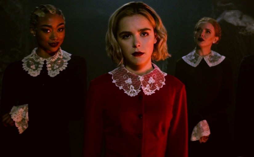"The Witching Hour: Watching ""Chilling Adventures of Sabrina"""