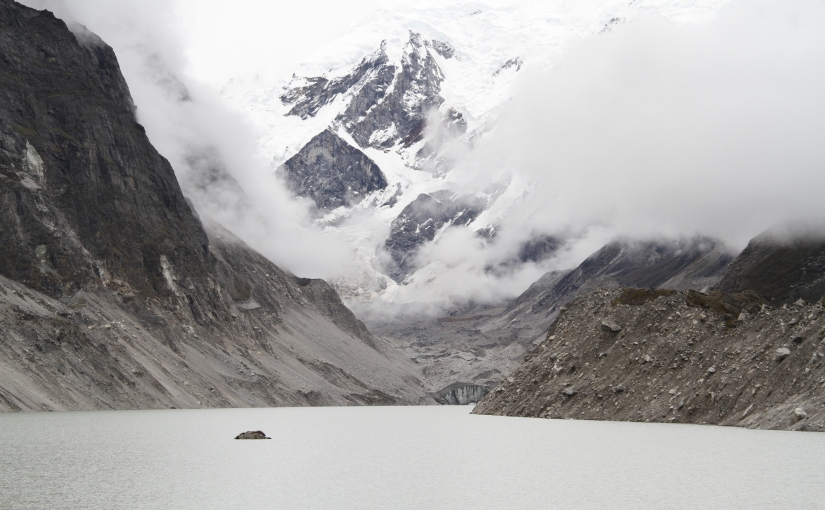 The Mountains Are Melting: A Discussion about Climate Change in Nepal