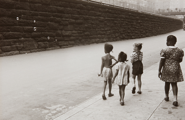 Imagined Worlds Turned Inside Out: The Power of Helen Levitt's Child Co-Creators