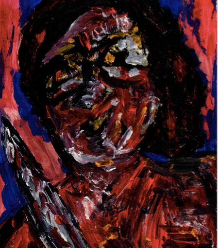 Portrait of the Artist by GabrielaKucuruza