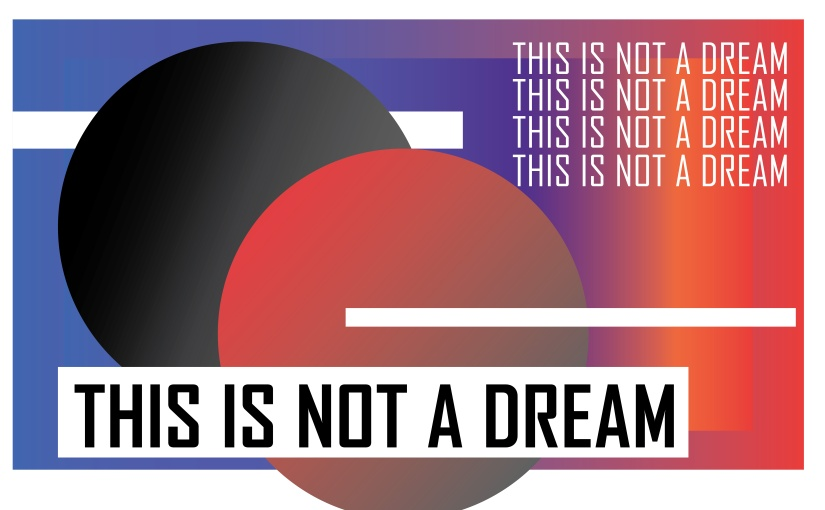 This Is Not A Dream by Harshini Karunaratne