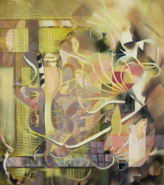 Painting by Kellie Lehr
